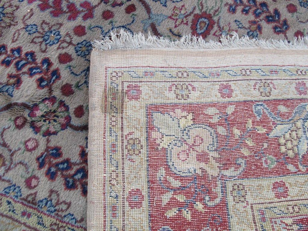 Old Oriental rug - 6