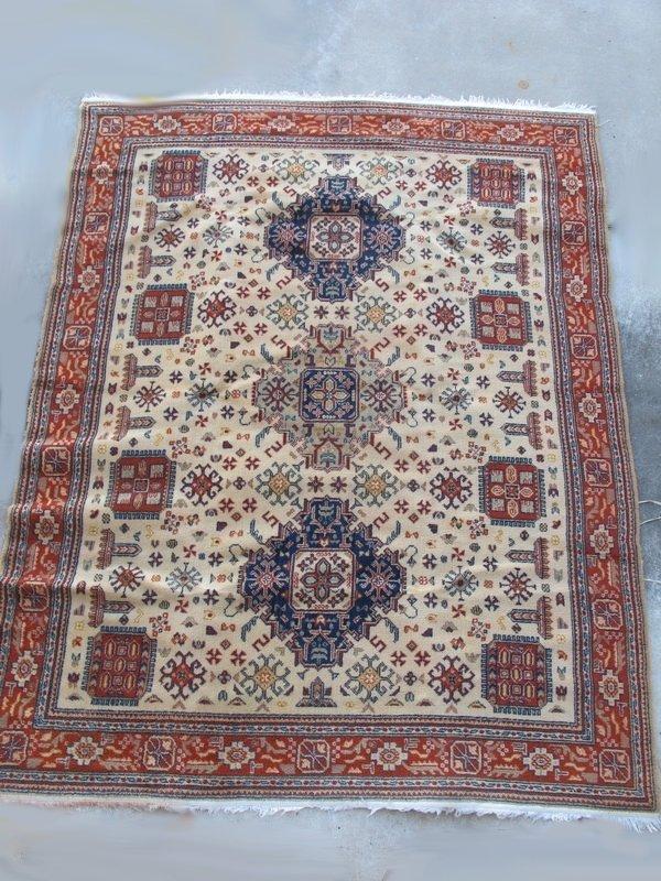 Old Orientalist rug
