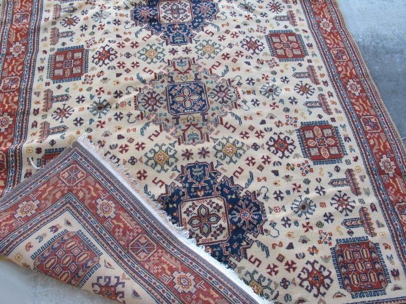 Old Orientalist rug - 3