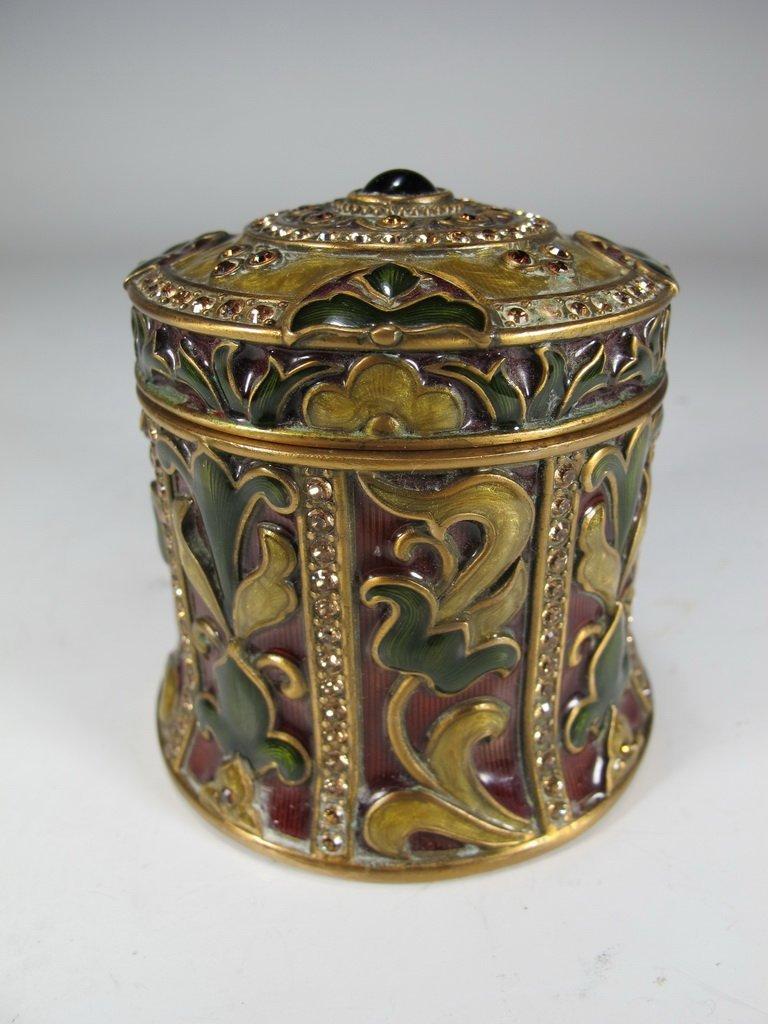 Edgar Berebi Stella trinket Box