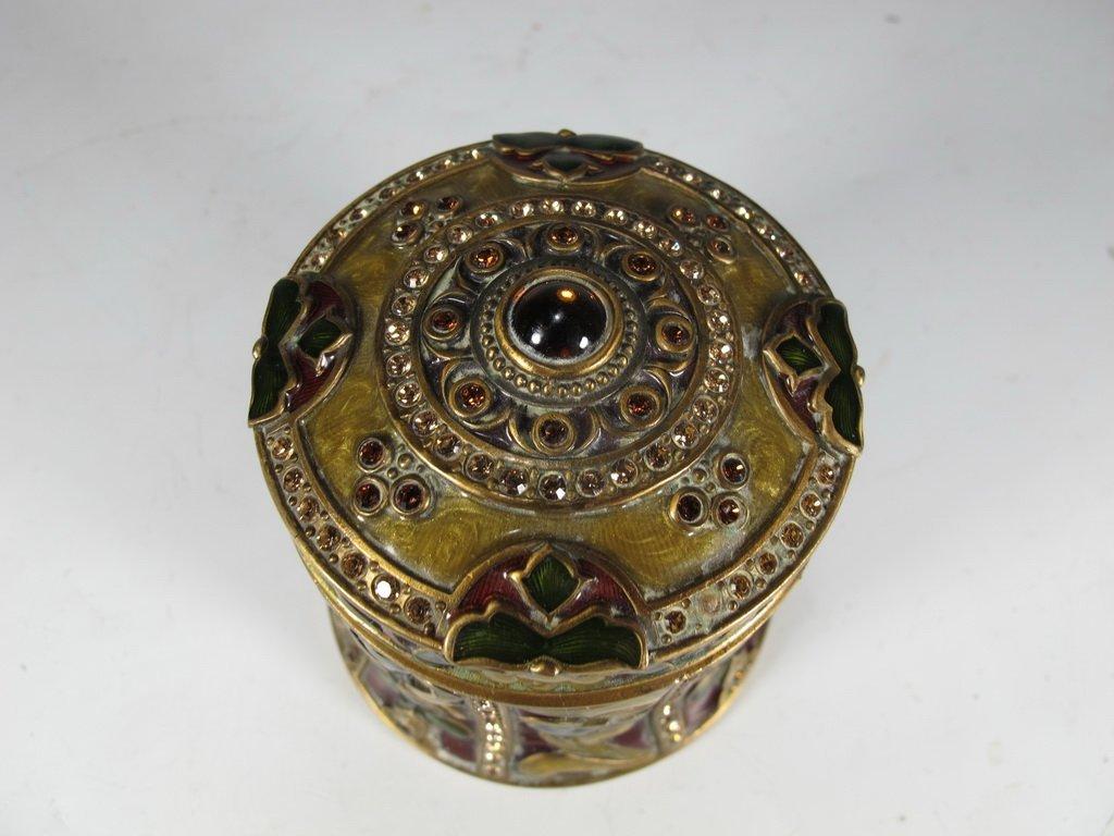 Edgar Berebi Stella trinket Box - 2