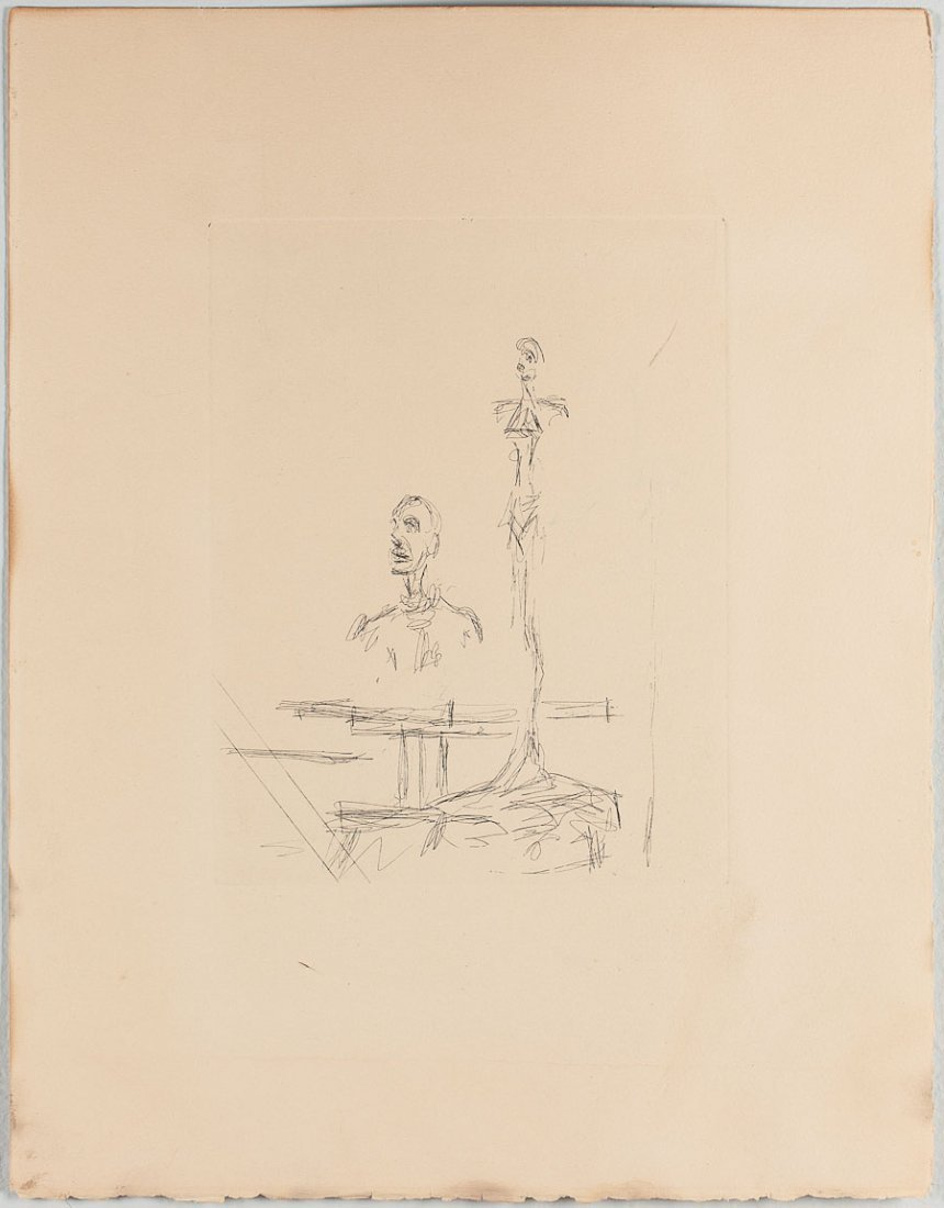 11: ALBERTO GIACOMETTI (SWISS, 1901-1966)