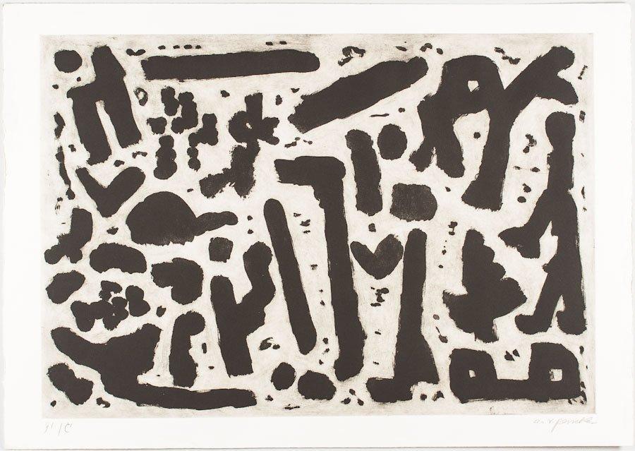 17: A.R. PENCK (GERMAN, 1939)