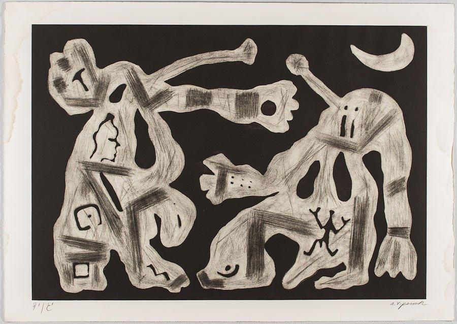 20: A.R. PENCK (GERMAN, 1939)