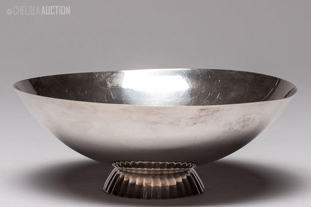19: Denmark Silver Bowl by  Jenson 4.75 ozt