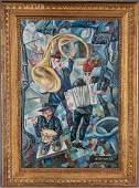 291: Oil on Canvas: Viatcheslav Kalinin