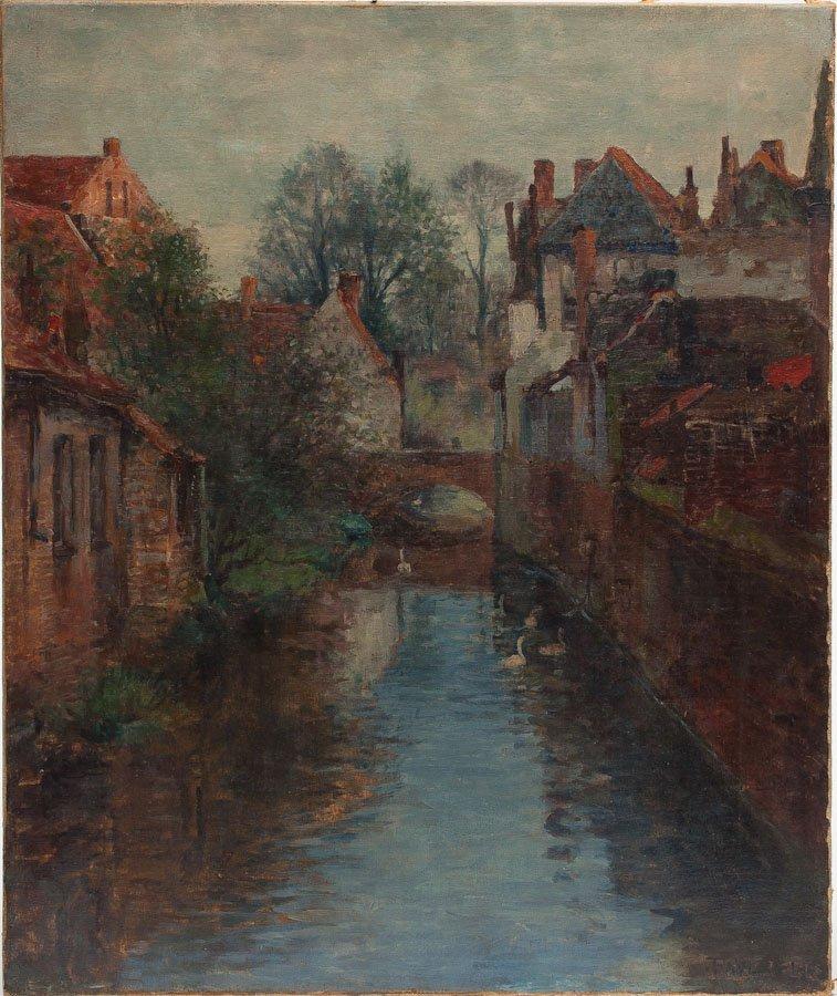 Pavl, O/C, 1903