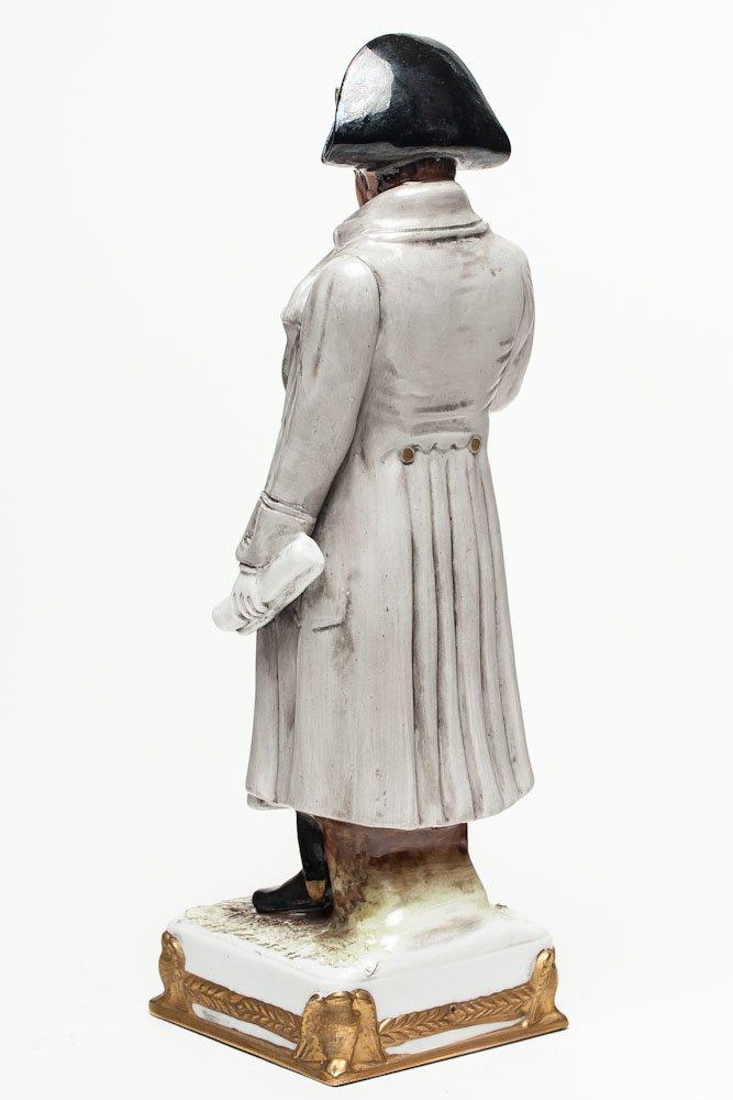 A Napoleon Porcelain Figurine, Scheibe-Alsbach - 2