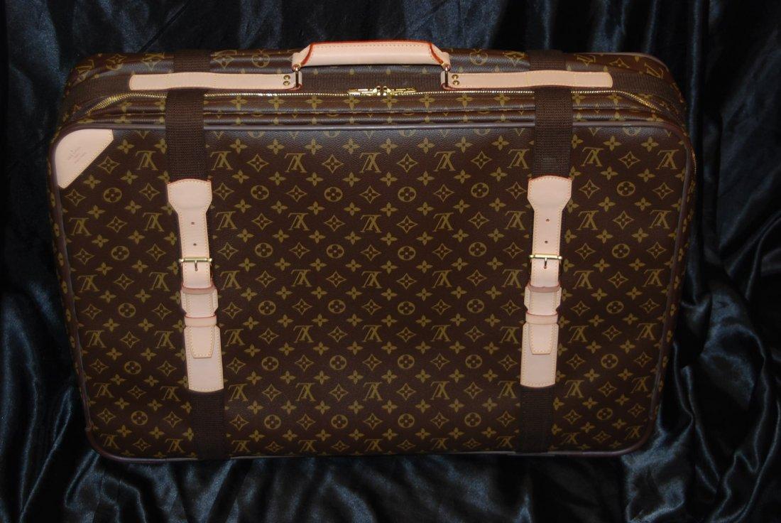 Louis Vuitton Satellite 70 Largest Satellite Suitcase