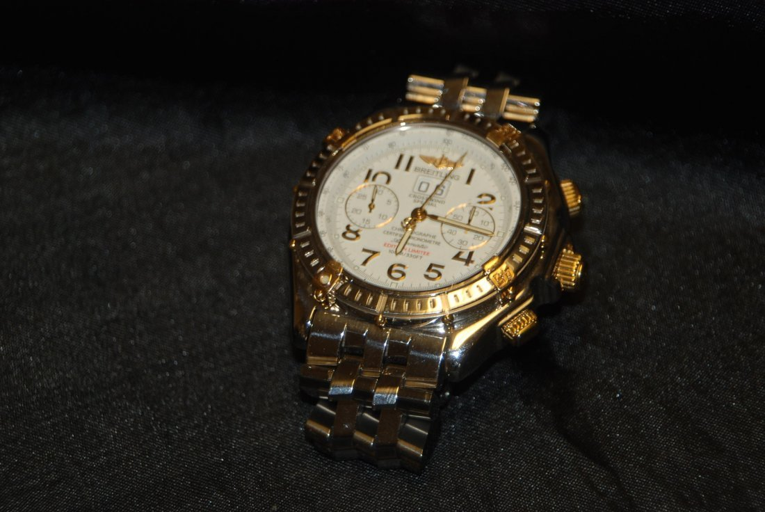 Breitling; Crosswind Special Limited Edition