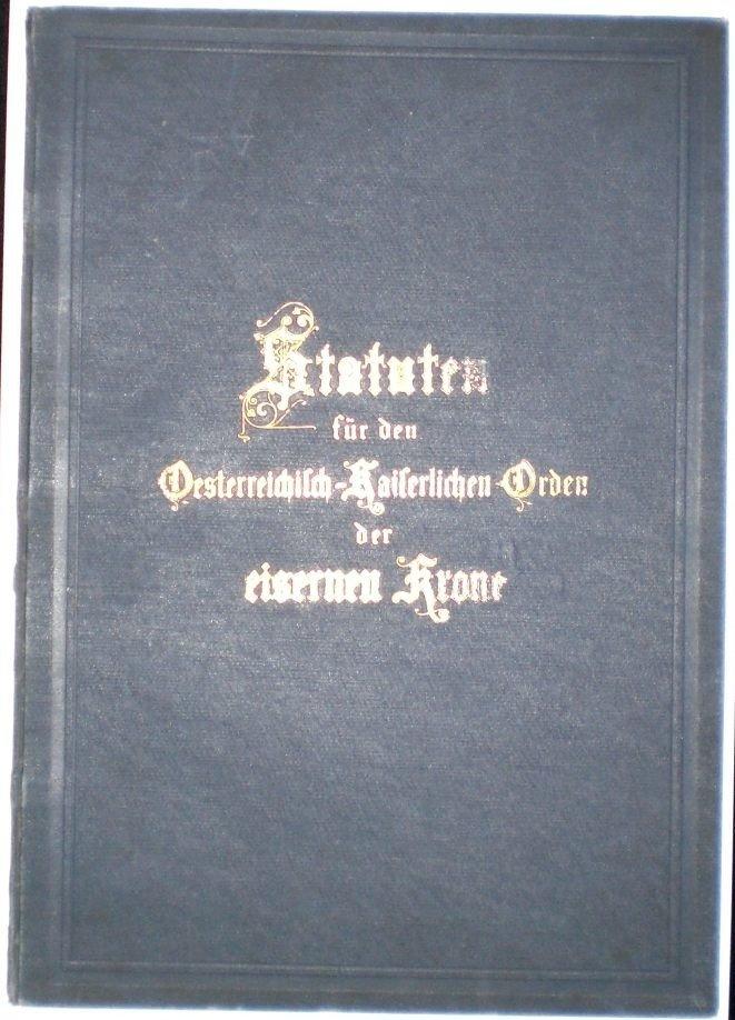 8: Kaiserreich Österreich, Kaiserlich Österreichischer