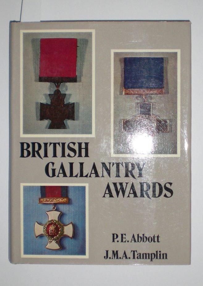 9: Abbot, P.E. und Tamplin, J. M. A.; British Gallantry