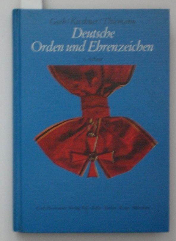 11: Geeb / Kirchner und Thiemann; Deutsche Orden und Eh