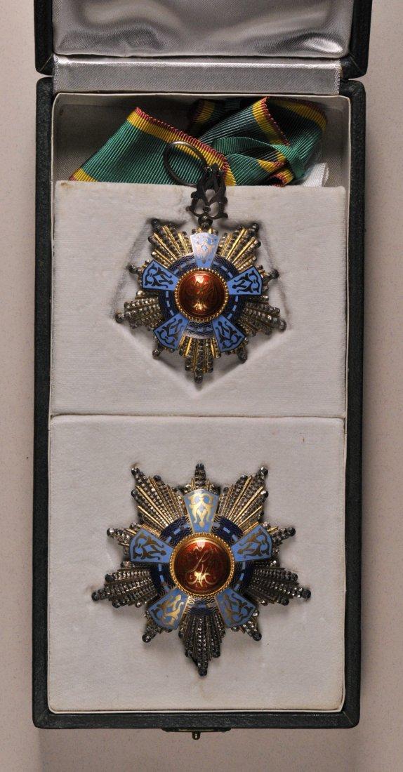 1: Orden der Republik  1. Modell (1953-1958)  2. Klasse