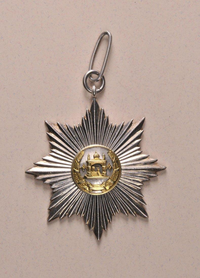 4: Orden des Sterns  5. Modell (1960-1973)  Kommandeur.