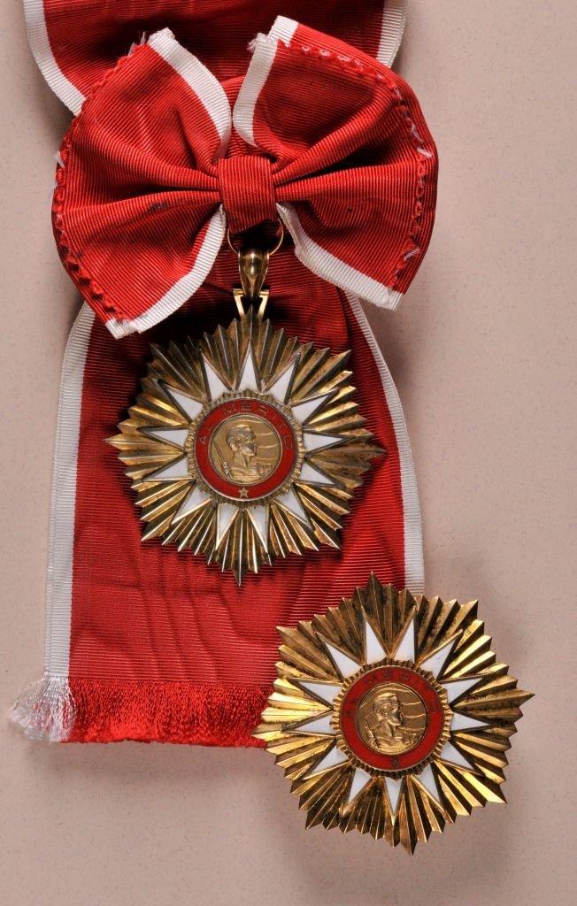 11: Mai-Orden für Verdienst  3. Modell (1973-1976)  Gro