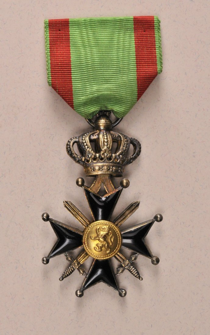 17: Militär-Kreuz  (1885-1909)  2. Klasse.