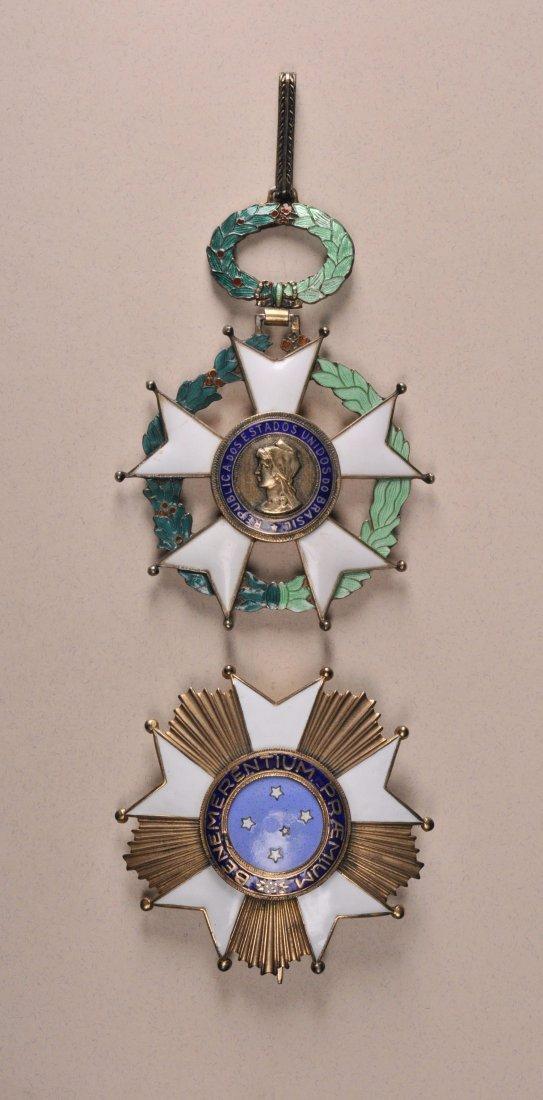 23: Nationaler Orden vom Kreuz des Südens  3. Modell  1