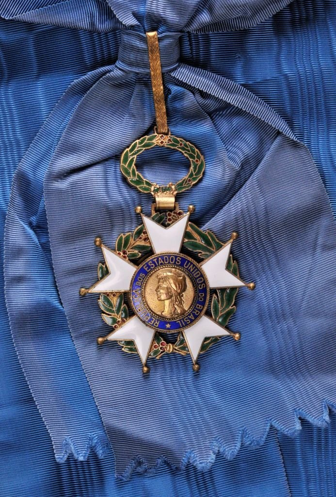 24: Nationaler Orden vom Kreuz des Südens  3. Modell  1