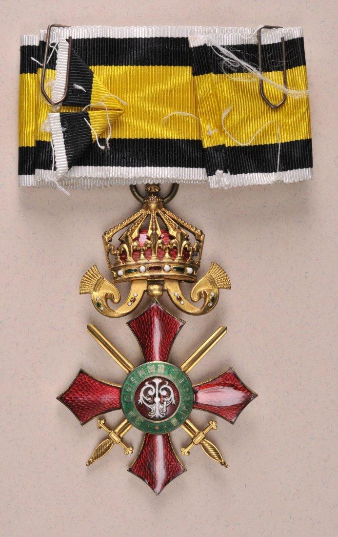 31: Militär-Verdienstorden  2. Klasse. - 2