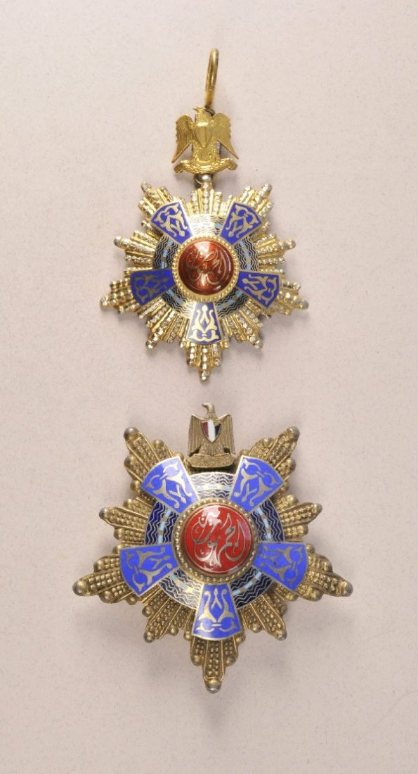1: Egypt - Order of the Republic 4. model (since 1984)