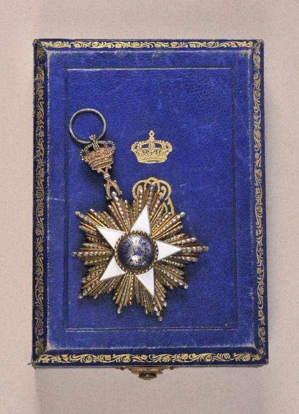 3: Egypt - Order of the Nile 2. model (1923-1953) 4. cl