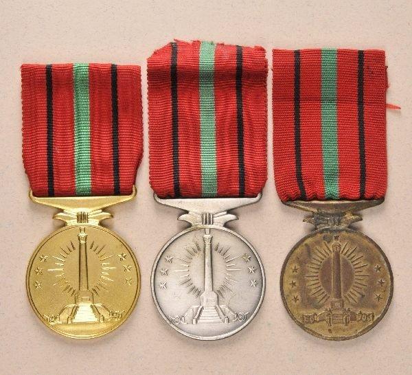 19: Afghanistan - Wartia-Medal (Merit Medal) in gold si