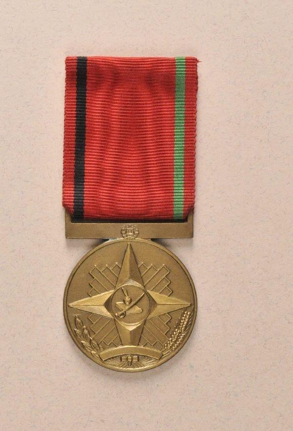 22: Afghanistan - Puhana-Medal (University-Medal).