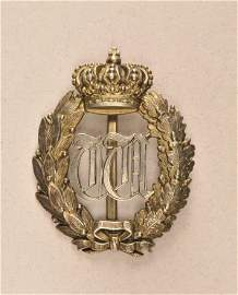 208: Prussia - Commemorative Badge for the royal Prince