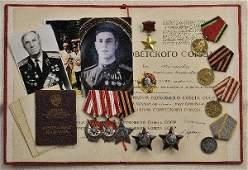 820: Sovjet Union - Estade of the Hero of the Sovjet Un
