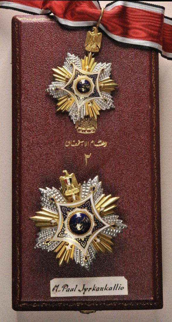 Egypt - Merit-Order, 2. model (1958-1971), Grandofficer