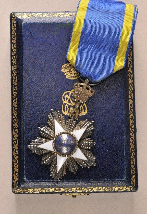 Egypt - Order of the Nile, 2. model (1923-1953), 5. cla