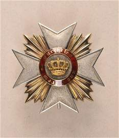 W�rttemberg - Order of the W�rttemberg Crown, commander
