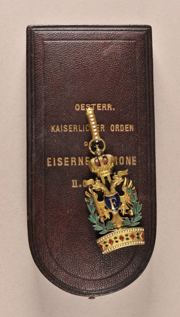 Collector Copies - Austria: Imperial Order of the Iron