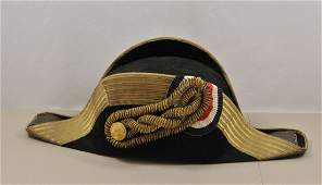 German Empire (1871-1918) - Bicorn for Flagg-Officers