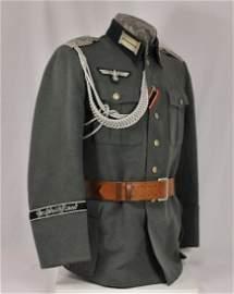 Army - Wehrmacht, field tunic, Major, Gro�deutschland.