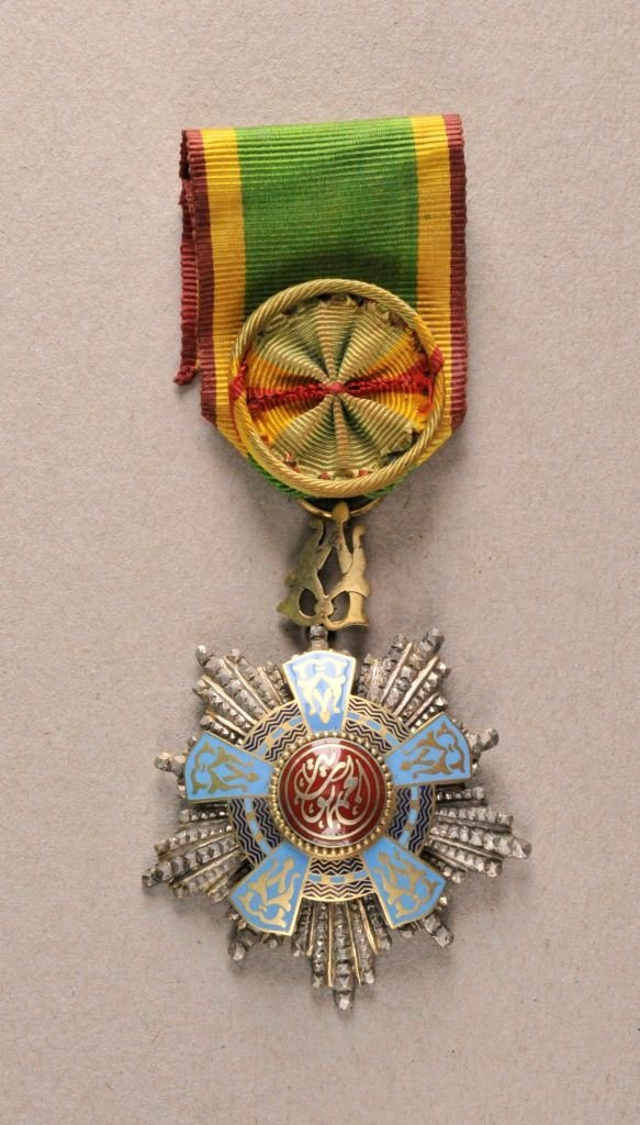 Egypt - Order of the Republic, 1. model (until 1958),