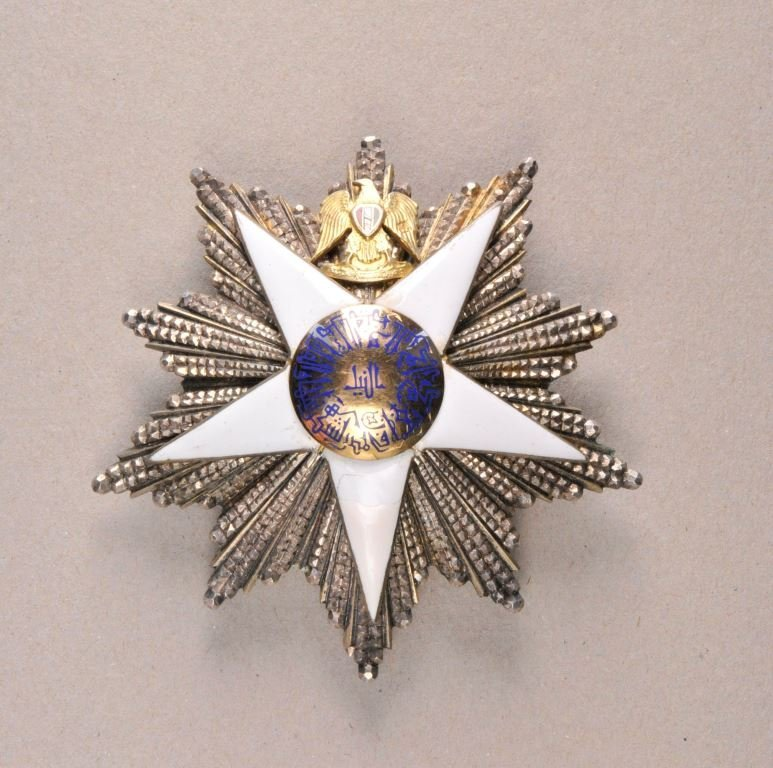 Egypt - Order of the Nile, 6. model (since 1984), 1.