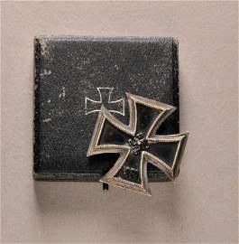 Germany (1933-1945) - Iron Cross, 1939, 1. class, in