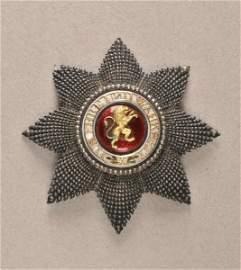 Baden - Grandducal Order of the Z�hringen Lion,