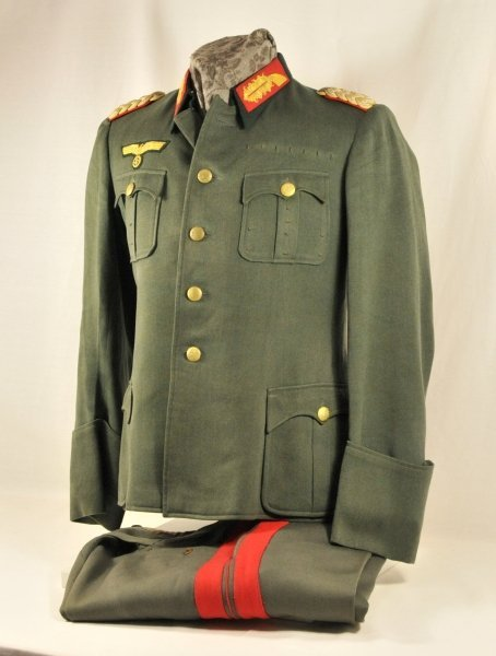 Army - Wehrmacht, uniform with trousers from the estade