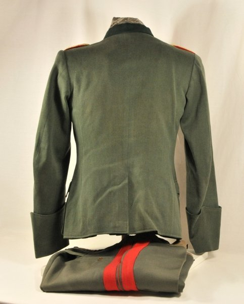 Army - Wehrmacht, uniform with trousers from the estade - 3