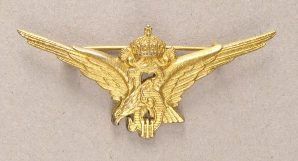 Bulgaria Badge of airmanship.