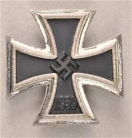 Germany (1933-1945) Iron cross, 1939, 1st class.