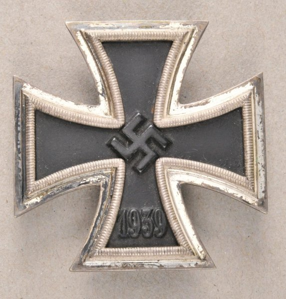 Germany (1933-1945) Iron cross, 1939, 1st class.