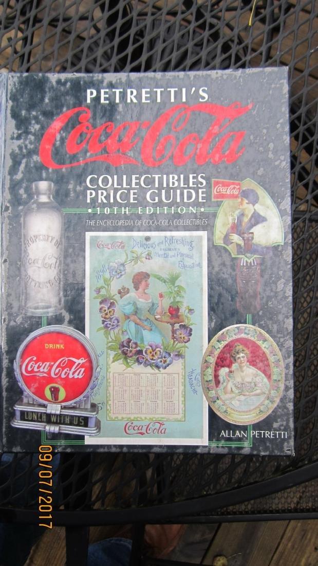 PETRETTI'S COCA-COLA COLLECTIBLES PRICE GUIDE - 10TH
