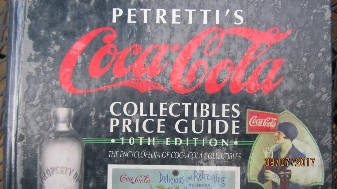 PETRETTI'S COCA-COLA COLLECTIBLES PRICE GUIDE - 10TH - 2
