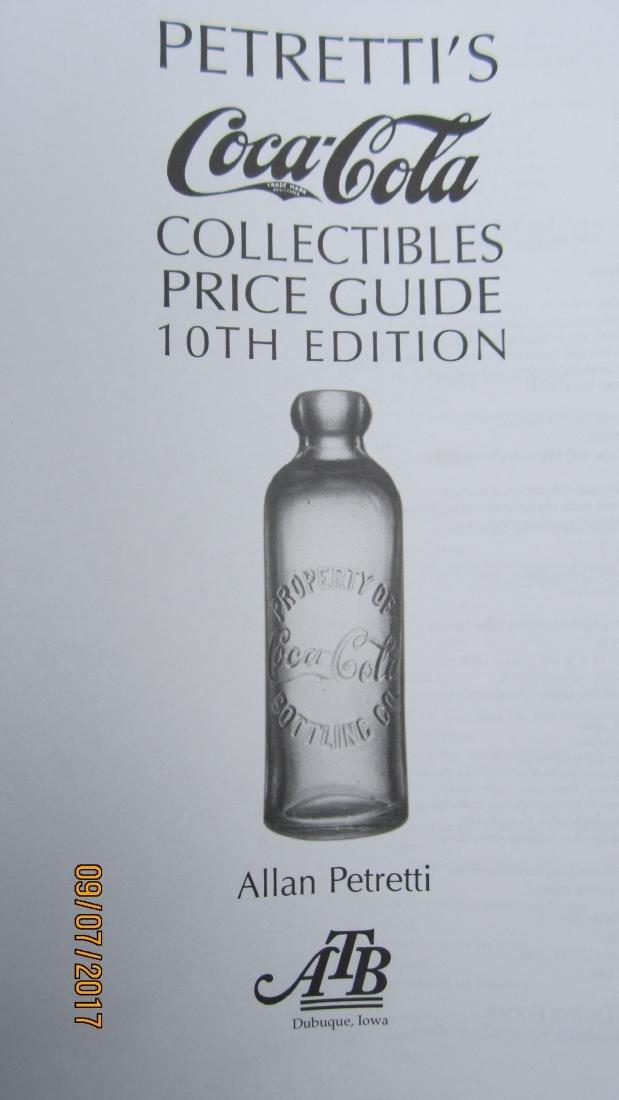PETRETTI'S COCA-COLA COLLECTIBLES PRICE GUIDE - 10TH - 5