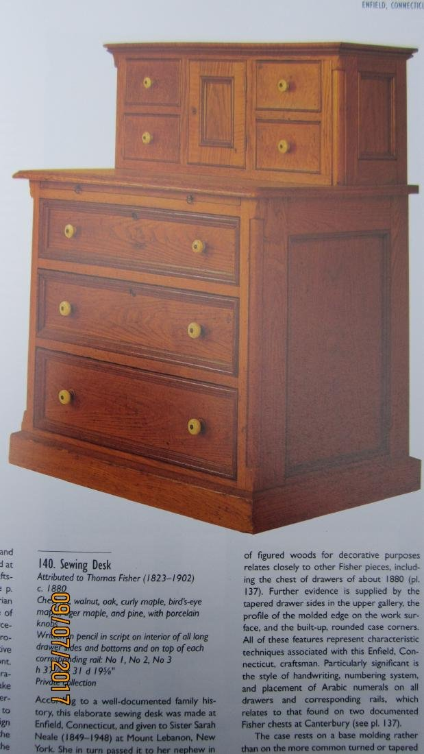 400 PAGE BOOK - THE COMPLETE BOOK OF SHAKER FURNITURE - 2