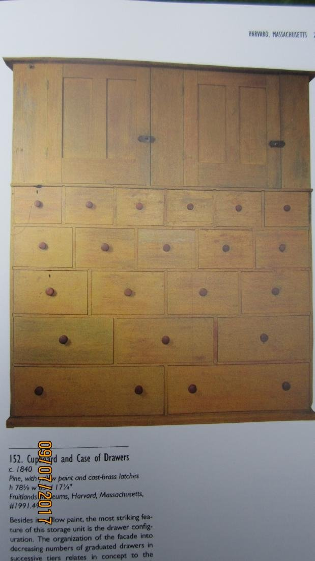400 PAGE BOOK - THE COMPLETE BOOK OF SHAKER FURNITURE - 3